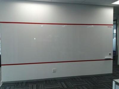 Writable Magnetic Whiteboard - Hilti