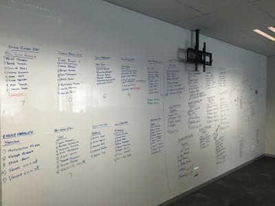 whiteboard wallpaper