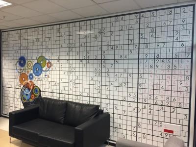 office sudoku