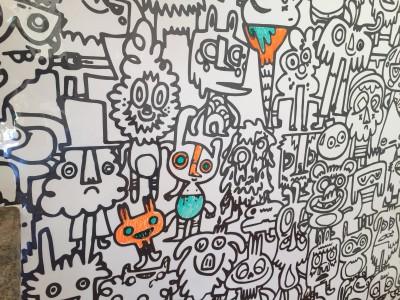 fun and educational drawing wallpaper