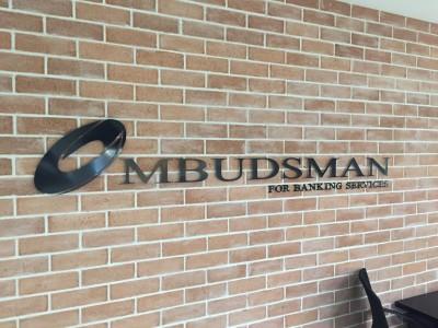 Signage - Ombudsman