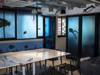 think tank room